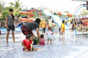 Banjarnegara,SURYA YUDA PARK Facilities offering FULL Vacation